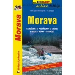 Vodácký průvodce Morava