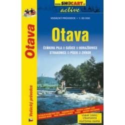 Vodácký průvodce Otava