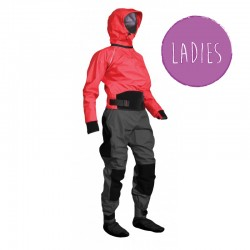 CALYPSO 4O2 HOOD - dry suit for women