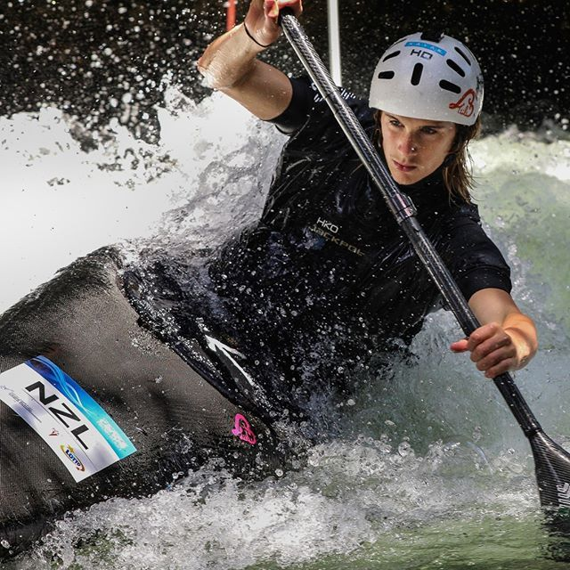 Stoked to see @georgesnook_ get the recognition he deserves. This up and coming sender had an epic year on the river. Congrats on second place in the @whitewaterawards George! . . . . . #inwaterwelive #weareoutthere #gromoftheyear #whitewaterawards #whitewater #newzealand #kayaking #canoeslalom